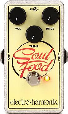 Electro Harmonix EHX Soul Food Ithaca Gu