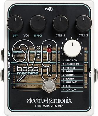 Electro Harmonix EHX BASS 9 Ithaca Guita