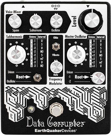 Data Corrupter Earthquaker Devices EQD I