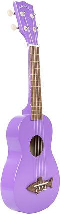 Makala MK-SS-PUR Purple Shark Soprano Uk