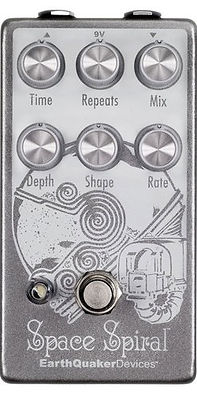 Space Spiral Earthquaker Devices EQD Ith