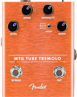Fender mtg tube tremolo Ithaca Guitar Wo