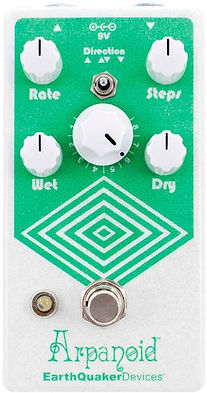 Arpanoid Earthquaker Devices EQD Ithaca