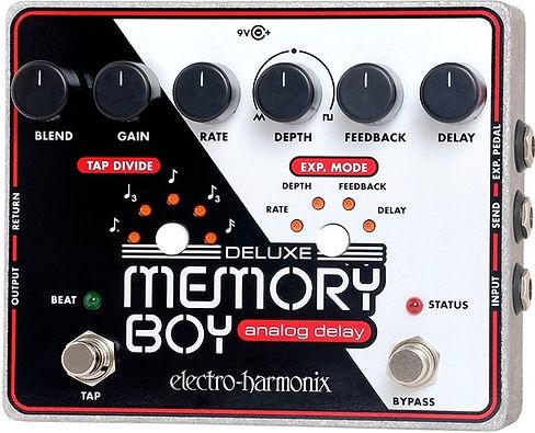 Electro Harmonix EHX Deluxe Memory Boy I