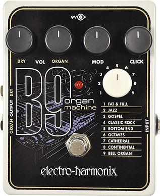 Electro Harmonix EHX B9 Ithaca Guitar Wo