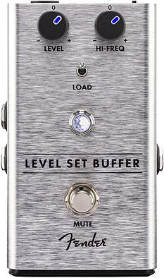 Fender level set buffer Pedal Ithaca Gui