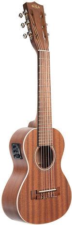 Kala KA-GLE Electric Guitar Ukulele Uke