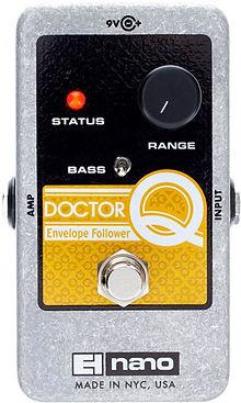 Electro Harmonix EHX Doctor Q Ithaca Gui