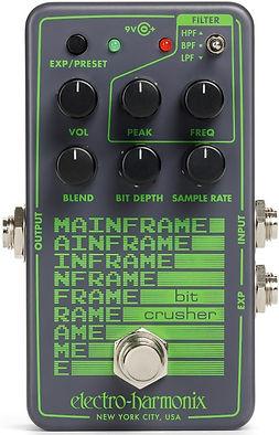 Electro Harmonix EHX Mainframe Ithaca Gu