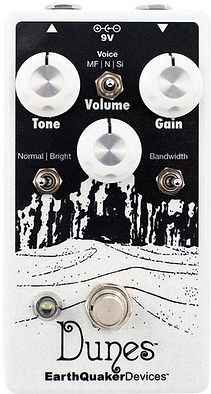 EarthQuaker Devices EQD Dunes Ithaca Gui
