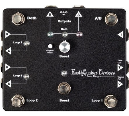 Swiss Things Earthquaker Devices EQD Ith