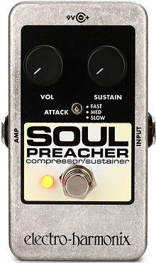 Electro Harmonix EHX Soul Preacher Ithac