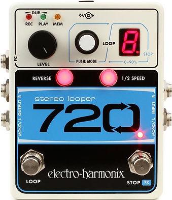 Electro Harmonix EHX 720 Stereo Looper I