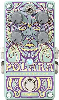 Digitech Polara Reverb pedal Ithaca Guit