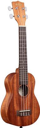 Kala KA-15SLNG Soprano Long neck Ukulele