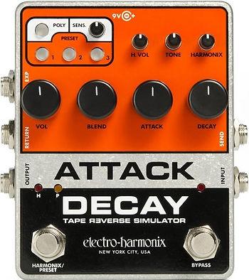 Electro Harmonix EHX Attack Decay Ithaca