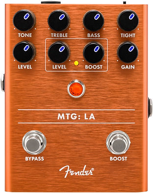 Fender mtg tube distortion Ithaca Guitar