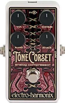 Electro Harmonix EHX Tone Corset Ithaca
