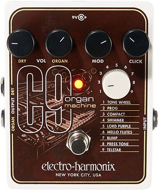 Electro Harmonix EHX C9 Ithaca Guitar Wo