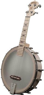 Goodtime Deering Concert Uke Banjo Ithac