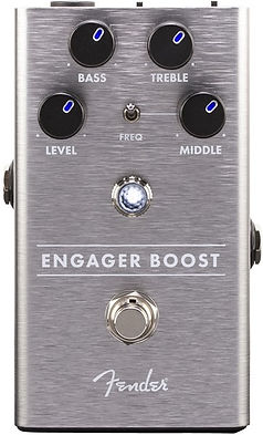 Fender Engager Boost Pedal Ithaca Guitar