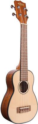 Kala KA-SSLNG Spruce Long neck Soprano U