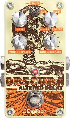 Digitech Obscura Delay pedal Ithaca Guit