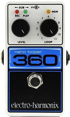 Electro Harmonix EHX Nano Looper 360 Ith