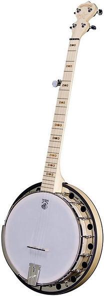 Goodtime 2 Deering Banjo Ithaca Guitar W
