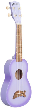 Makala MK-SD-PLLBURST Purple burst dolph