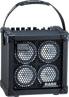 Roland Micro Cube Bass RX Ithaca Guitar
