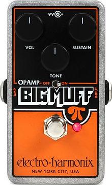 Electro Harmonix EHX Op-Amp Big Muff Pi