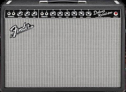 Fender 65 Deluxe Reverb Ithaca Guitar Wo