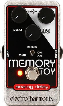 Electro Harmonix EHX Memory Toy Ithaca G