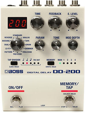 Boss DD-200 DD200 Ithaca Guitar Works.jp