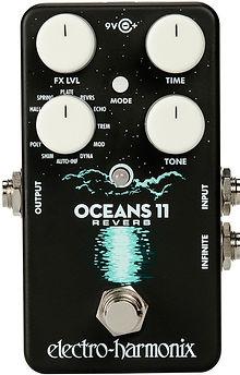 Electro Harmonix EHX Oceans 11 Ithaca Gu