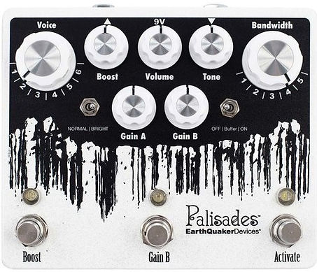 Palisades Earthquaker Devices EQD Ithaca