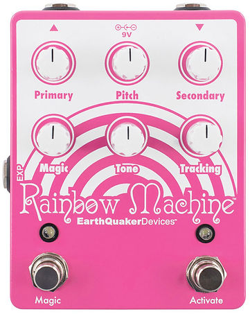 Rainbow Machine Earthquaker Devices EQD