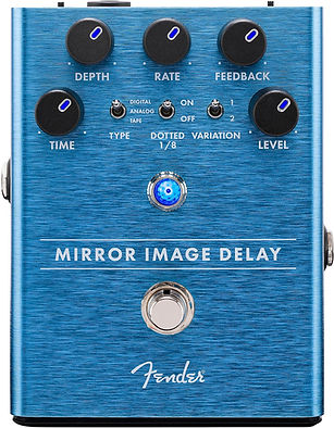Fender mirror image delay Ithaca Guitar