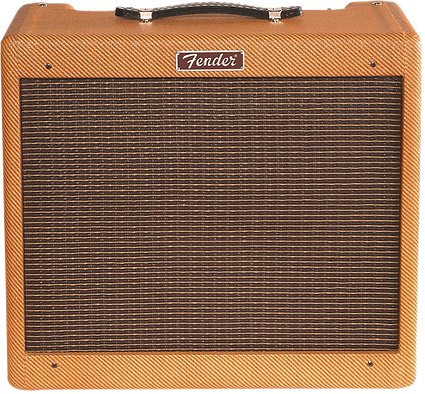 Fender Blues Junior jr jr. tweed LTD Ith
