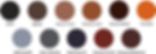 RENOTEC-ROOF choix des couleurs traiteme
