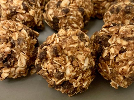 An Easy, Healthy Snack Recipe + Gluten Free