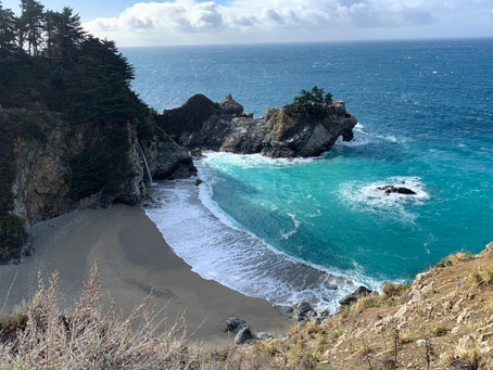 The Pacific Coast Highway, the most beautiful drive in America