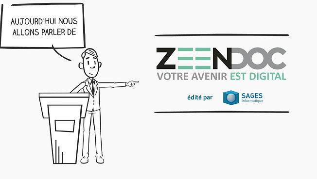Présentation de Zeendoc : La solutions d'Archivage et de Gestion Electronique Documentaire