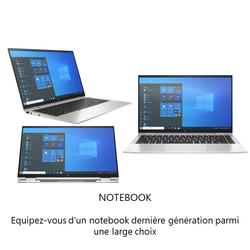 Notebook HP dernière génération