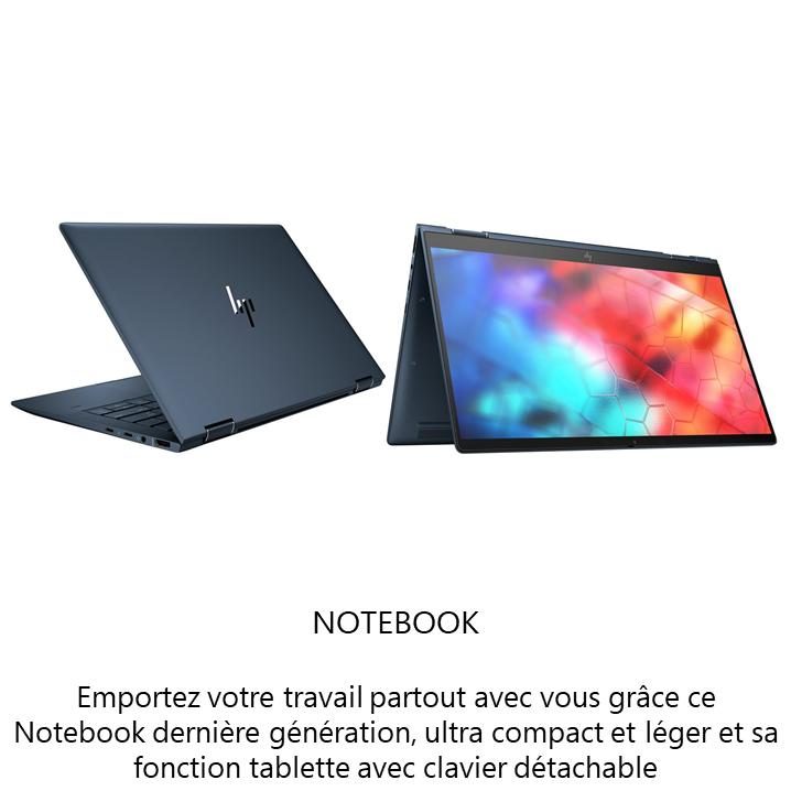 Notebook dernière génération