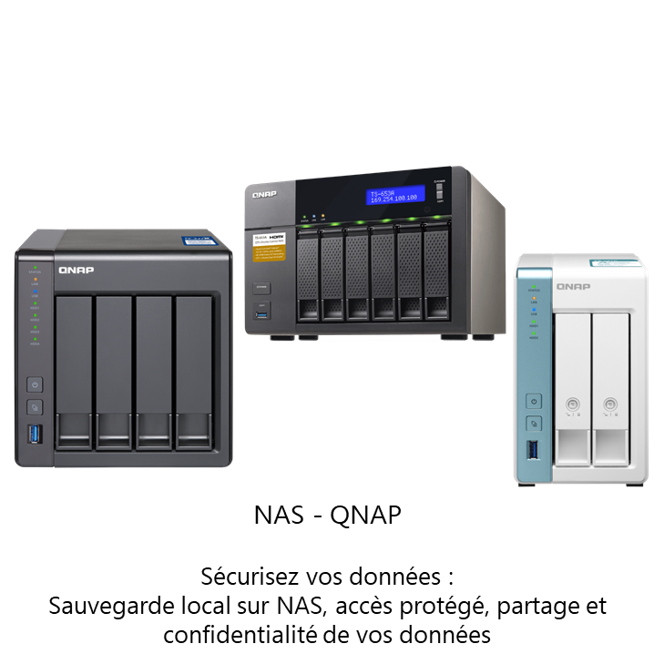 NAS - QNAP