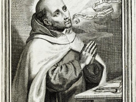 Blessed Memorial of S. John of the Cross, Priest and Doctor of the Church!