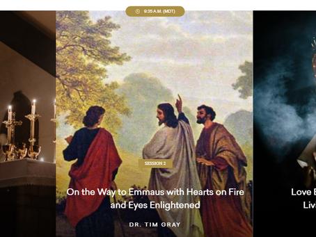 The Augustine Institute Bible Conference - Corpus Christi (June 5)