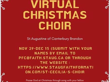 Choir time!